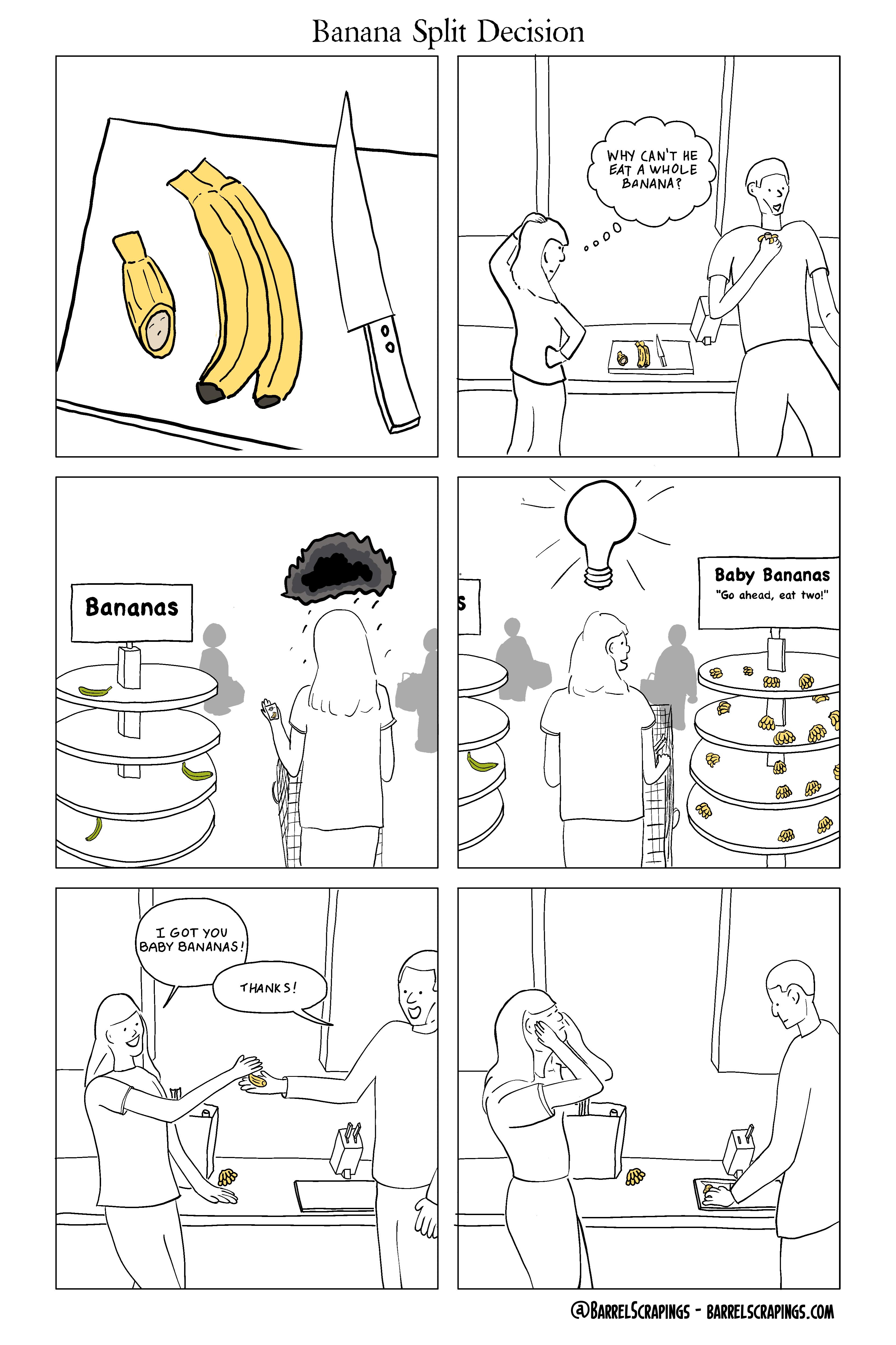 image from Banana Split Decision