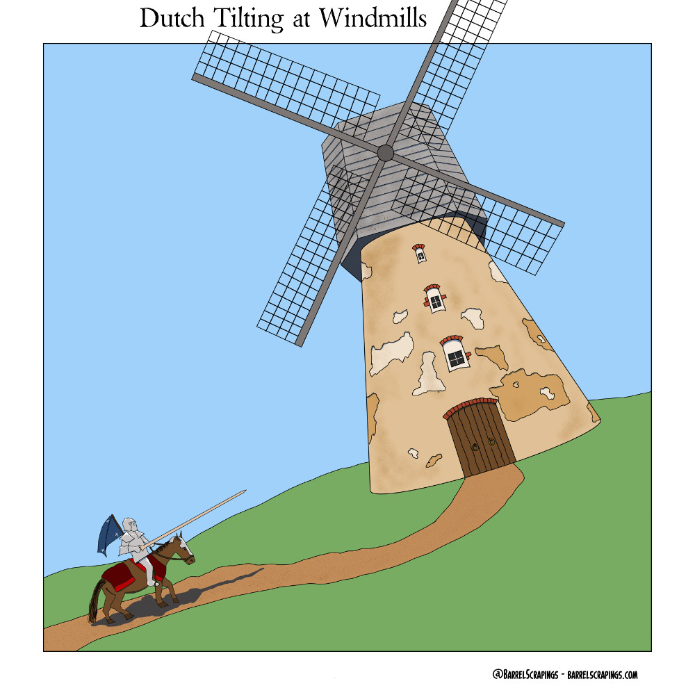 image from Dutch Tilting at Windmills
